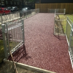 Synthetic Outdoor Carpet Installation in Astley 3
