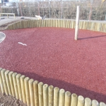 Outdoor Rubber Flooring Designs in Abermagwr 1