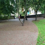 Outdoor Rubber Flooring Designs in St Mellons/Llaneurwg 11