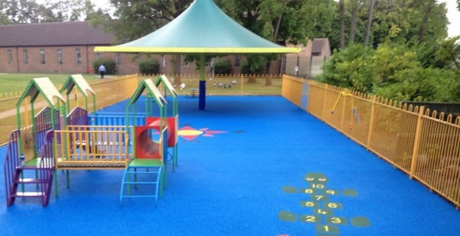 Outdoor Flooring in Ashton Green