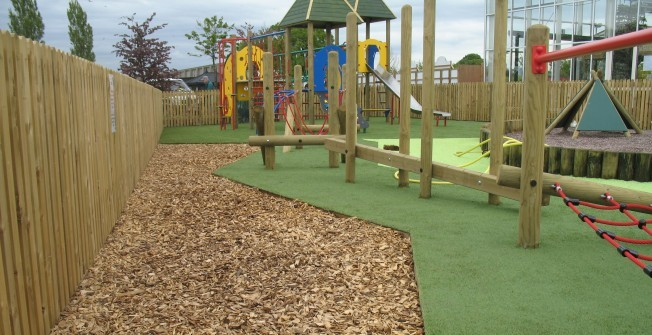 Outdoor Recreational Surfaces in Llangovan