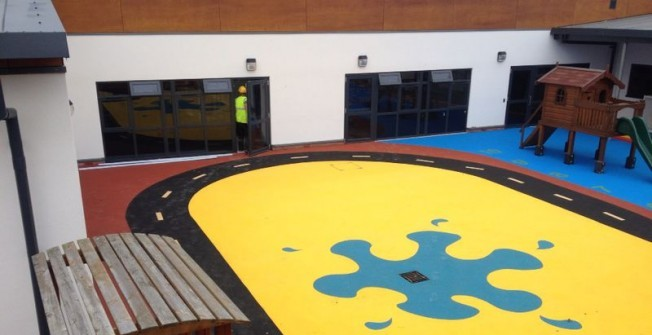 Soft Play Flooring in Somerset